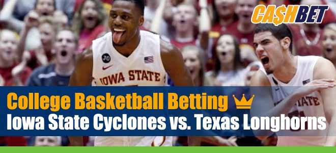 Iowa State Cyclones vs. Texas Longhorns