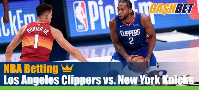 Los Angeles Clippers vs. New York Knicks NBA Predictions, Previews and Game Analysis