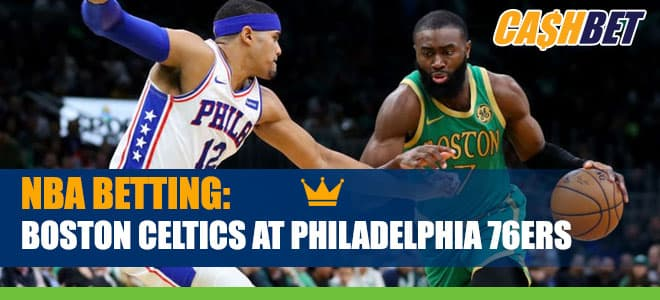 NBA Betting: Boston Celtics vs. Philadelphia 76ers Odds and Picks