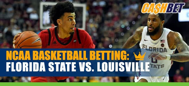 College Basketball Betting: Florida State Seminoles vs. Louisville Cardinals