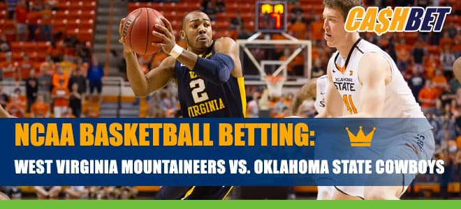 College Basketball betting: West Virginia Mountaineers vs. Oklahoma State Cowboys Odds and Picks