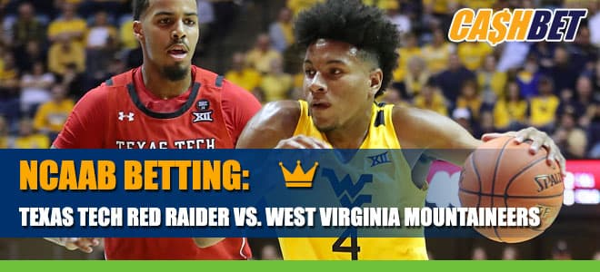 College Basketball Betting: Texas Tech Red Raiders vs. West Virginia Mountaineers odds and picks
