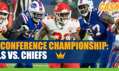 NFL Conference Championship: Buffalo Bills vs. Kansas City Chiefs Odds and Picks