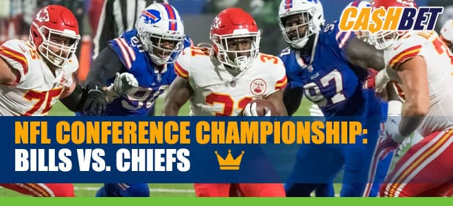 2021 AFC Championship Game Betting Odds: Bills vs. Chiefs Predictions and Picks