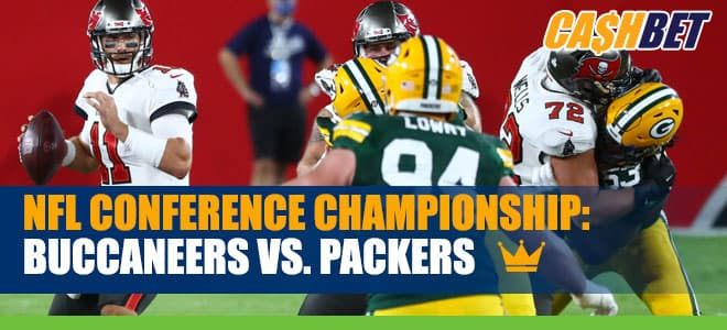 2021 NFC Championship Game Betting: Buccaneers vs. Packers Odds Analysis