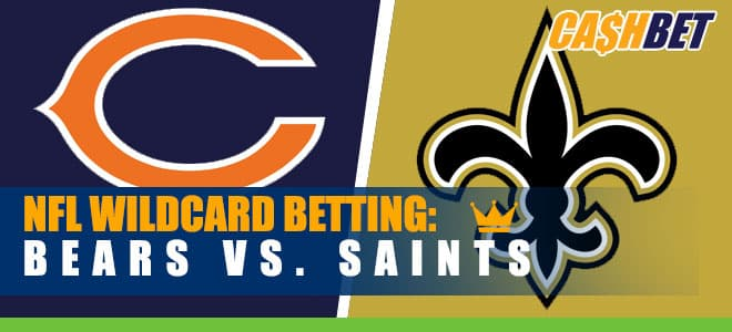 2021 NFL Wild Card Betting: Bears vs. Saints Top Odds, Predictions and Analysis