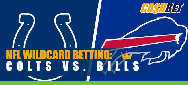Buffalo Bills Host Indianapolis Colts NFL Wildcard Betting Odds, Picks and Analysis