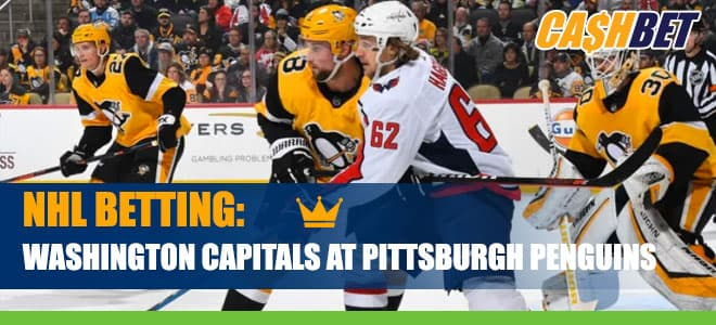 NHL Betting: Capitals vs. Penguins Odds, Picks and Analysis 01/17/21