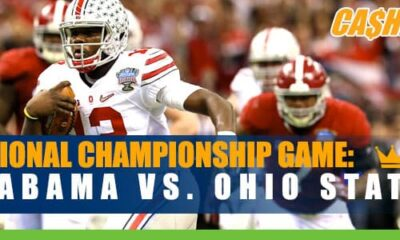 2021 CFP National Championship Game: Ohio State Buckeyes vs. Alabama Crimson Tide betting odds and picks