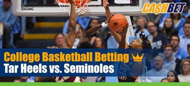 North Carolina Tar Heels vs. Florida State Seminoles