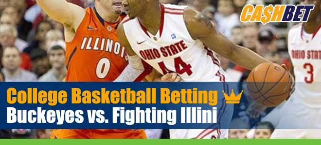 Ohio State Buckeyes vs. Illinois Fighting Illini
