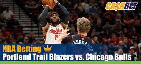 Portland Trail Blazers vs. Chicago Bulls