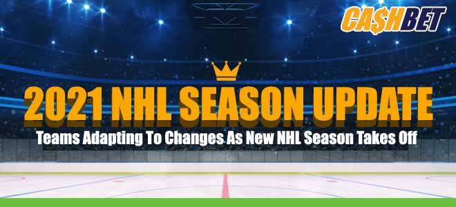 Teams Adapting To Changes As New NHL Season Takes Off