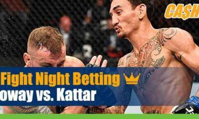 UFC On ABC 1 Betting Holloway vs. Kattar