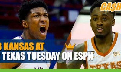 NCAAB Betting: Kansas Jayhawks vs. Texas Longhorns Betting Info, Odds and Picks