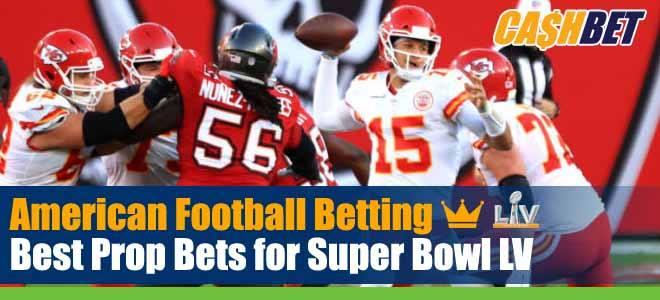 Best Prop Bets for Super Bowl LV