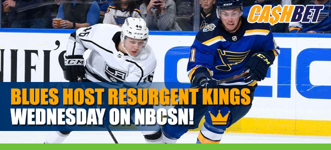 Hockey Betting: Los Angeles Kings vs. St. Louis Blues Odds and Predictions