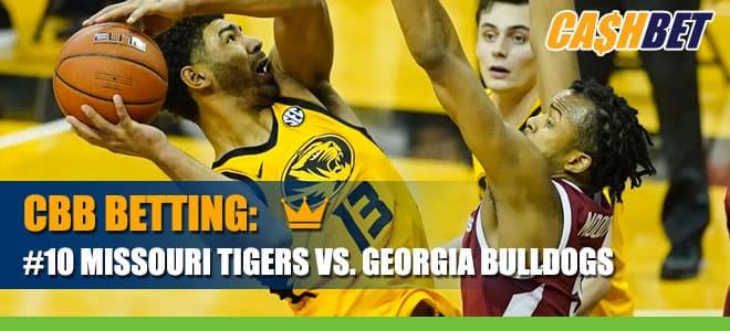CBB Betting: Missouri Tigers vs. Georgia Bulldogs Odds and Picks