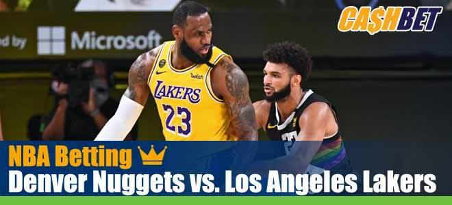 Denver Nuggets vs. Los Angeles Lakers