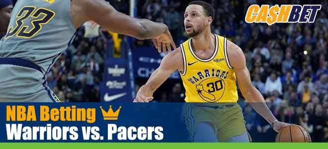 Golden State Warriors vs. Indiana Pacers