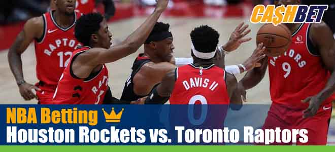 Houston Rockets vs. Toronto Raptors NBA Previews and Game Analysis