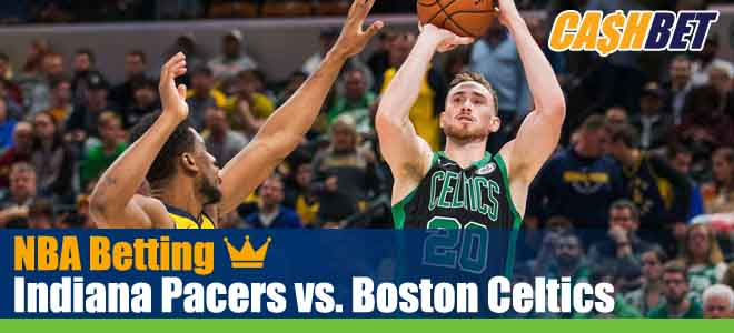 Indiana Pacers vs. Boston Celtics