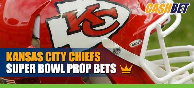 Kansas City Chiefs 2021 Super Bowl Team Prop Bets