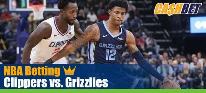 Los Angeles Clippers vs. Memphis Grizzlies