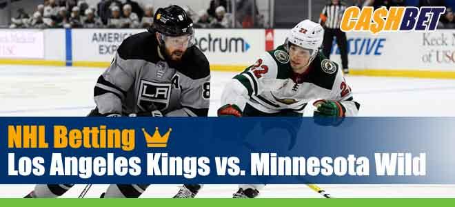 Los Angeles Kings vs. Minnesota Wild