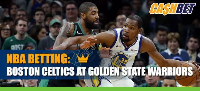 NBA betting: Boston Celtics vs. Golden State Warriors Picks and odds