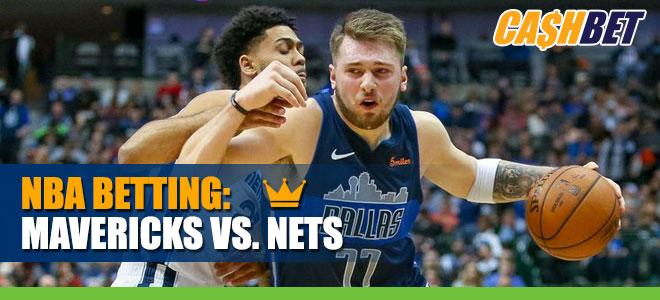 NBA Betting: Mavericks vs. Nets Betting Info, Game Odds and Picks (February 27, 2021)