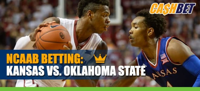 Oklahoma State Cowboys vs. Kansas Jayhawks betting predictions