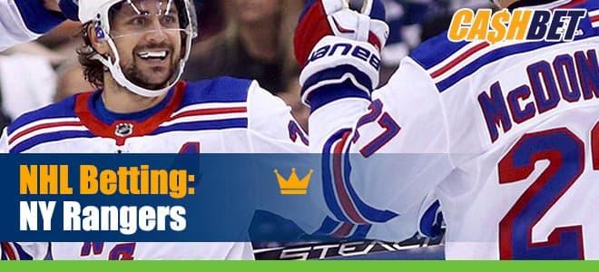 New York Rangers Betting