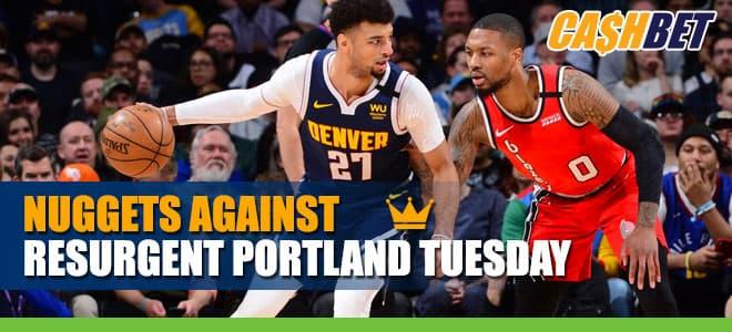 NBA Betting: Portland Trail Blazers vs. Denver Nuggets Odds and Predictions