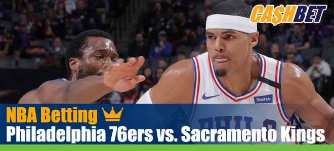 Philadelphia 76ers vs. Sacramento Kings