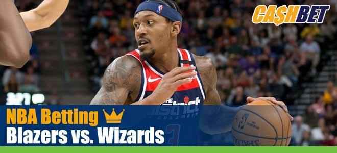 Portland Trail Blazers vs. Washington Wizards