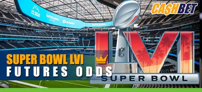 Odds to Win Super Bowl LVI