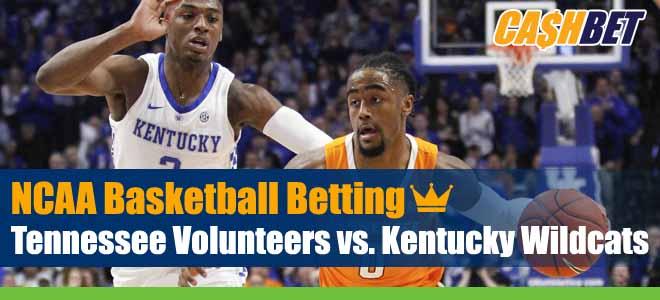 Tennessee Volunteers vs. Kentucky Wildcats
