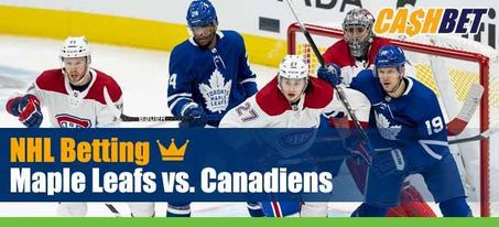 Toronto Maple Leafs vs. Montreal Canadiens