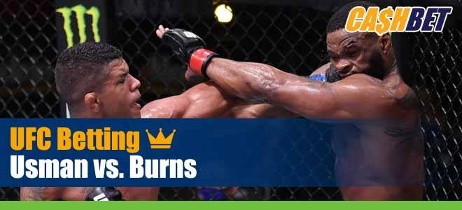 Usman vs. Burns