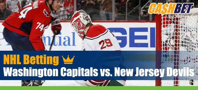 NHL Betting: Capitals vs. Devils Game Analysis and Hockey Odds