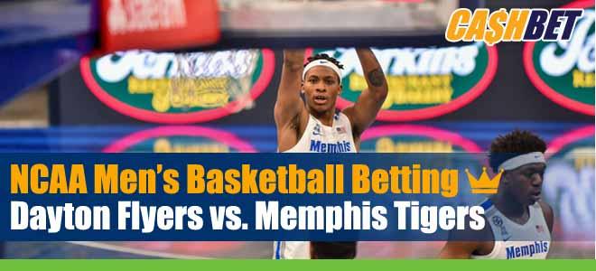 Dayton Flyers vs Memphis Tigers