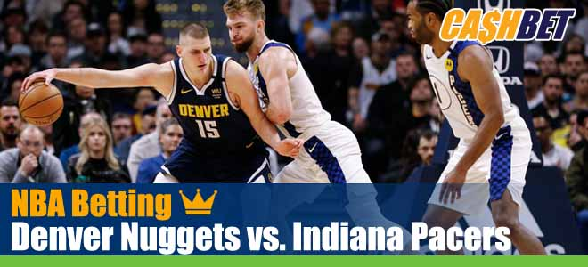 Denver Nuggets vs. Indiana Pacers