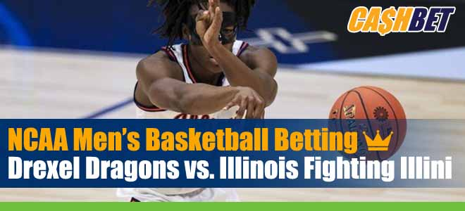 Drexel Dragons vs Illinois Fighting Illini