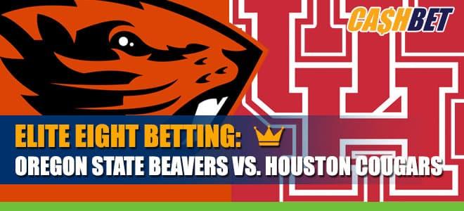 Arkansas Razorbacks vs. Baylor Bears Betting Information for Elite 8