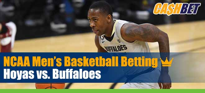 Georgetown University Hoyas vs Colorado Buffaloes