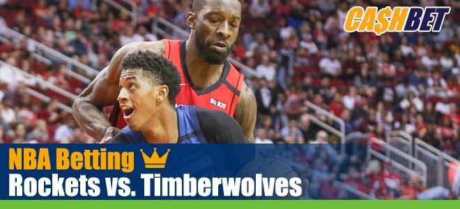 Houston Rockets vs. Minnesota Timberwolves