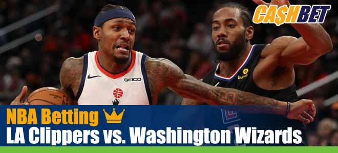 LA Clippers vs. Washington Wizards