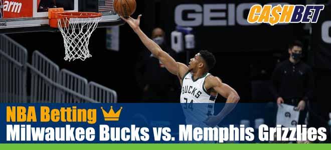 Milwaukee Bucks vs. Memphis Grizzlies