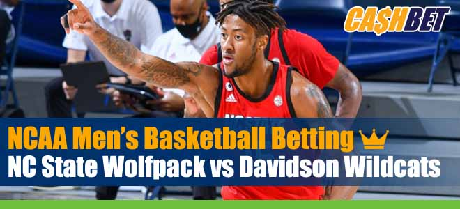 NC State Wolfpack vs. Davidson Wildcats